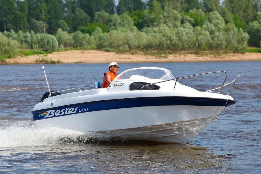 кабинные лодки